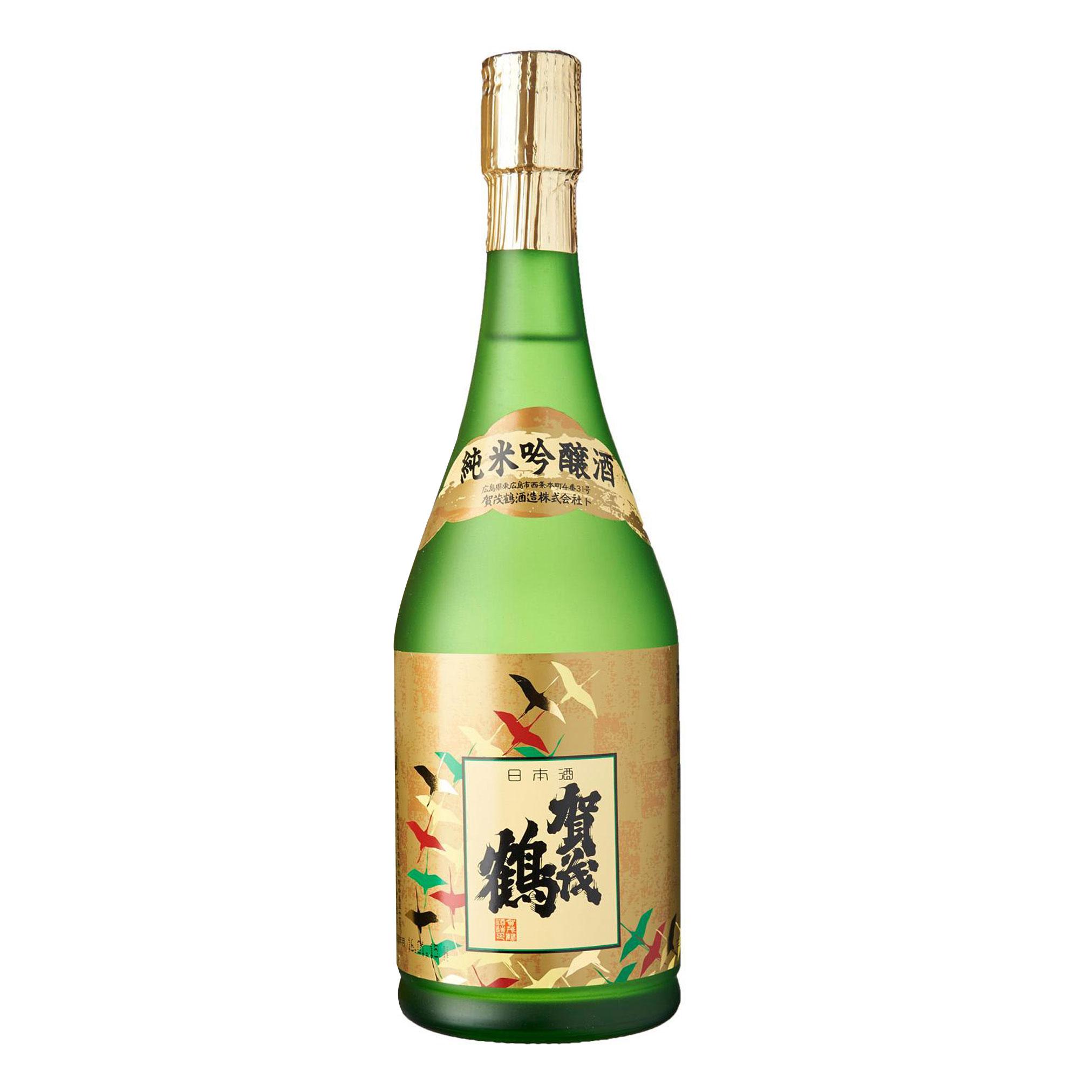 Kamotsuru Junmai Ginjo 16% 720ml