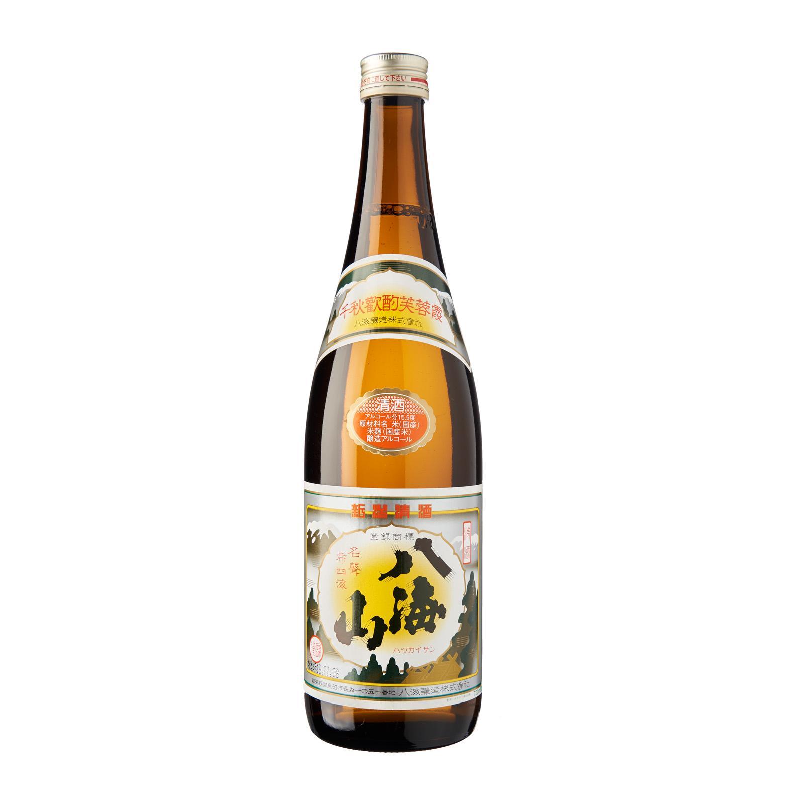Hakkaisan Futsuyu 15.5% 720ml