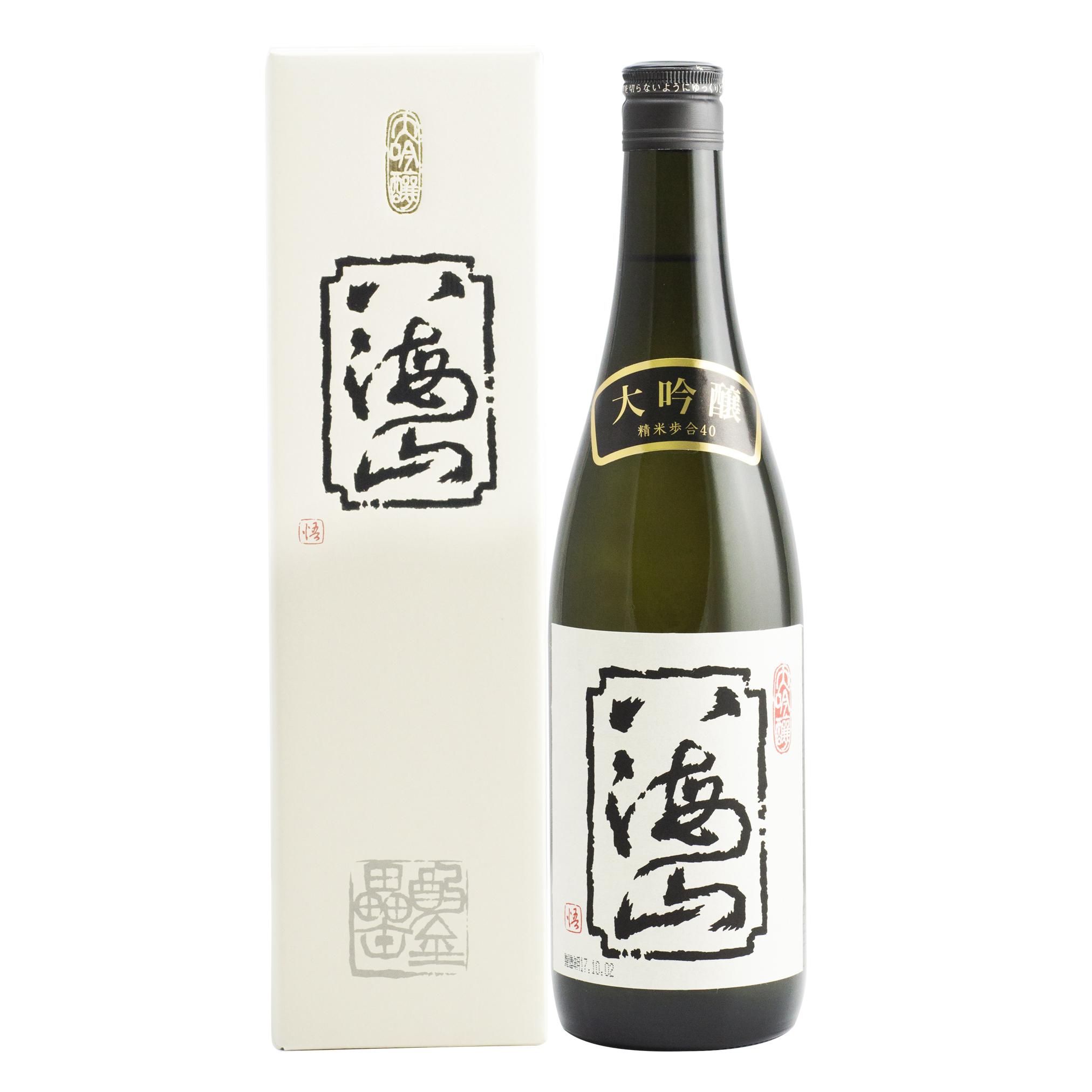 Hakkaisan Daiginjo 15.5% 720ml