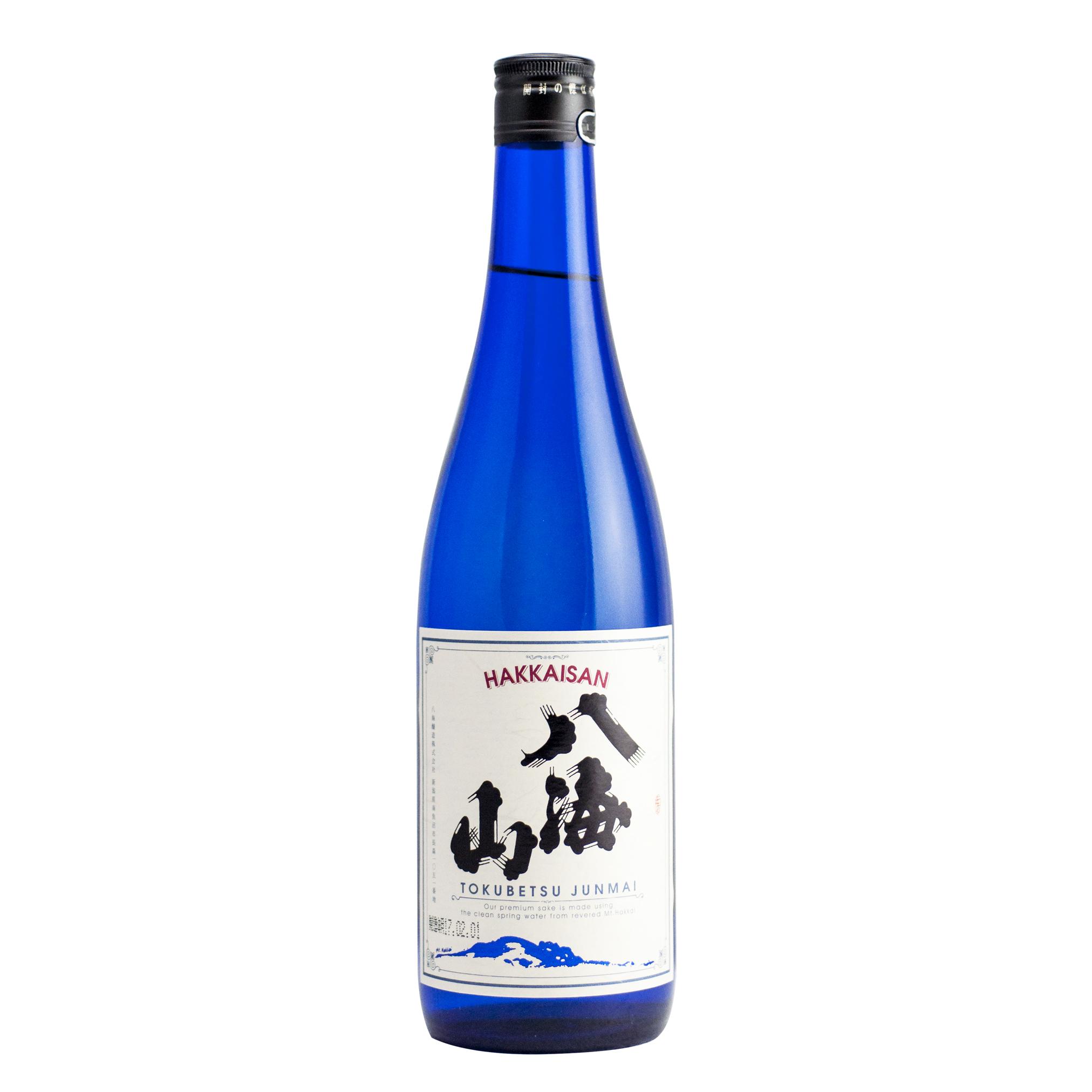 Hakkaisan Tokubetsu Junmai 15.5% 720ml